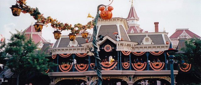 Halloween at Main Street Station