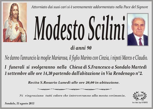 Modesto Scilini