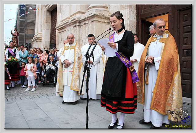 Briviesca en Fiestas 2.015 Procesión del Rosario y canto popular de la Salve (16)