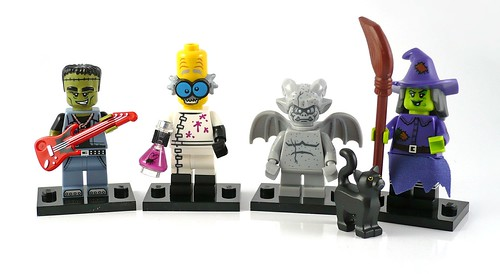LEGO 71010 Collectible Minifigures Series 14 Monsters 01
