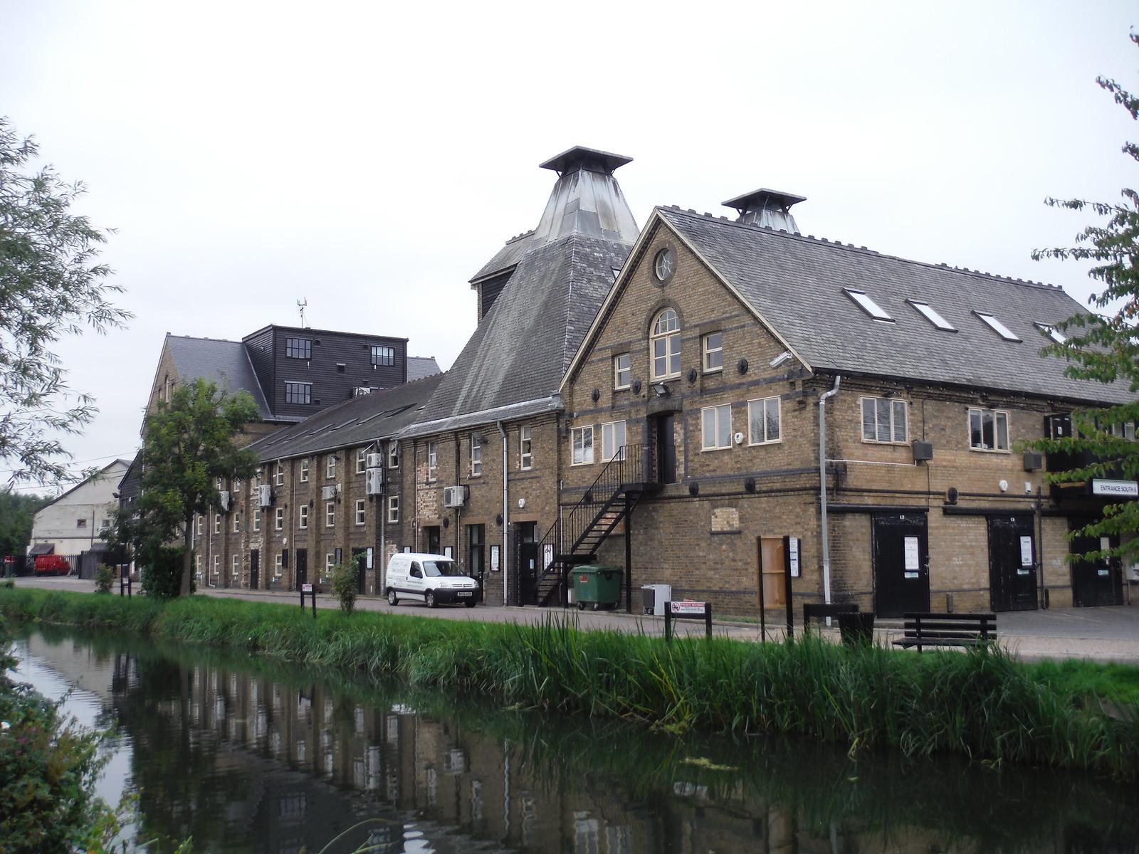 Former Maltings, Sawbridgeworth SWC Walk 164 Roydon to Sawbridgeworth via Henry Moore Foundation