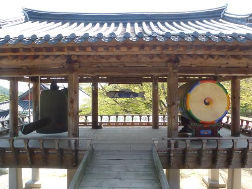 Co-Daegu-Parc Palgongsan-Temple Donghwasan (3)