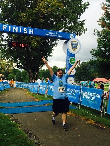 Post half-marathon (2)