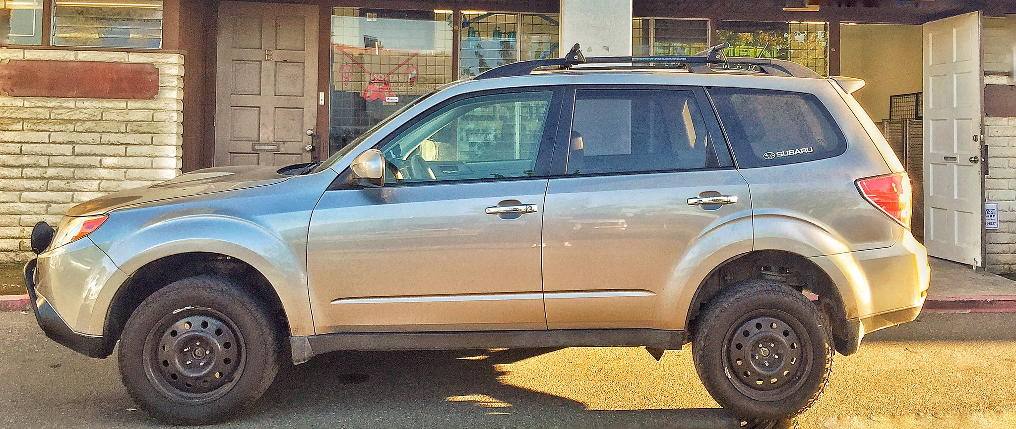 SH guys - how much lift? | Subaru Forester Owners Forum