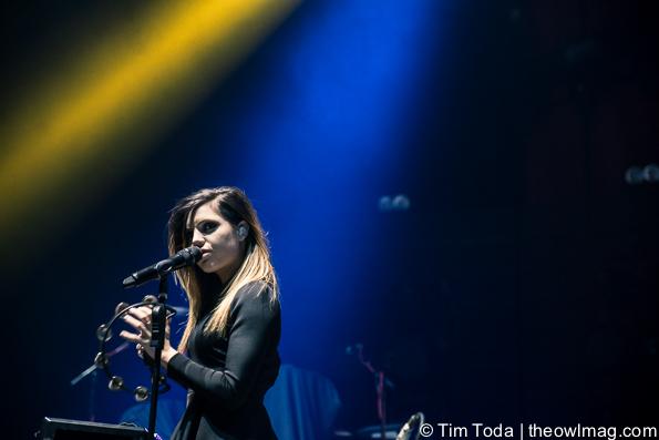 Echosmith @ Hammerstein Ballroom, NYC 9-16-2015-6