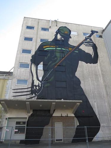 Mural by Pøbel