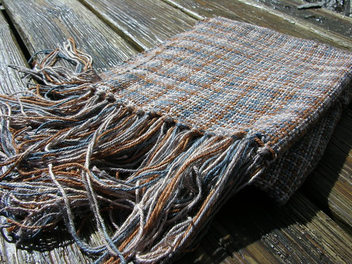 plainweave on the new loom