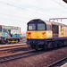 58006 3TG Coal Sector Wolverhampton 08901 by Paul David Smith (Widnes Road)