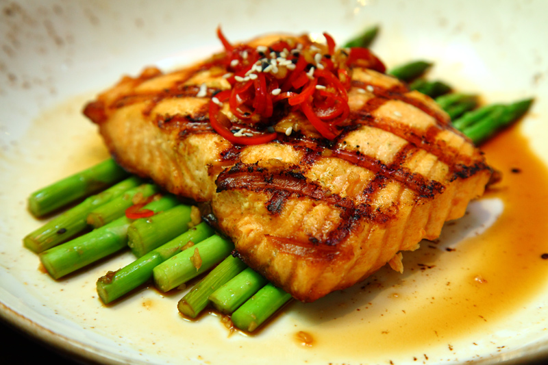 PF-Chang' Lemongrass-Salmon