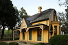 Gate House by Macr1