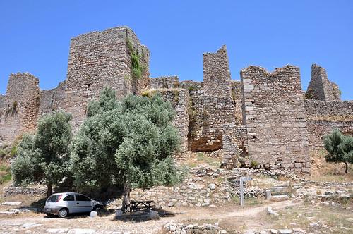 castle türkiye turquie türkei tr turchia milas muğla beçin beçinkalesi unescoworldheritagesitesinturkey menteşeoğullarıdönemi
