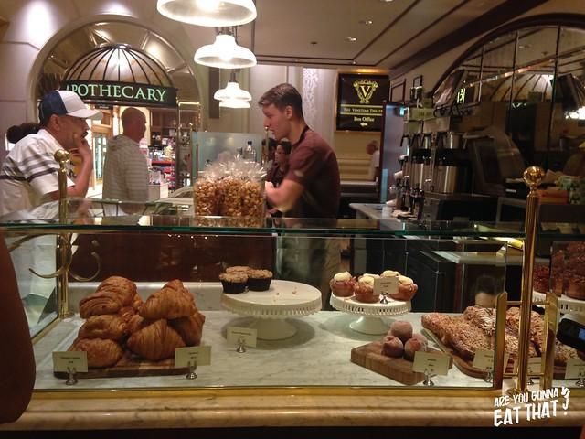 Bouchon Bakery, Las Vegas
