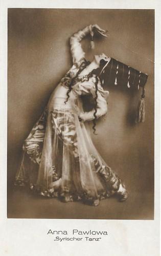Anna Pavlova, Syrian Dance