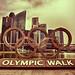Olympic Walk by Román Emin