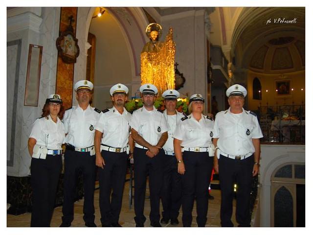 Casamassima-L'intervista post San Rocco al presidente del Comitato (9)
