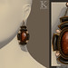 (Kunglers) Philippa earrings - Vendor Jasper by AvaGardner Kungler