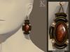 (Kunglers) Philippa earrings - Vendor Jasper