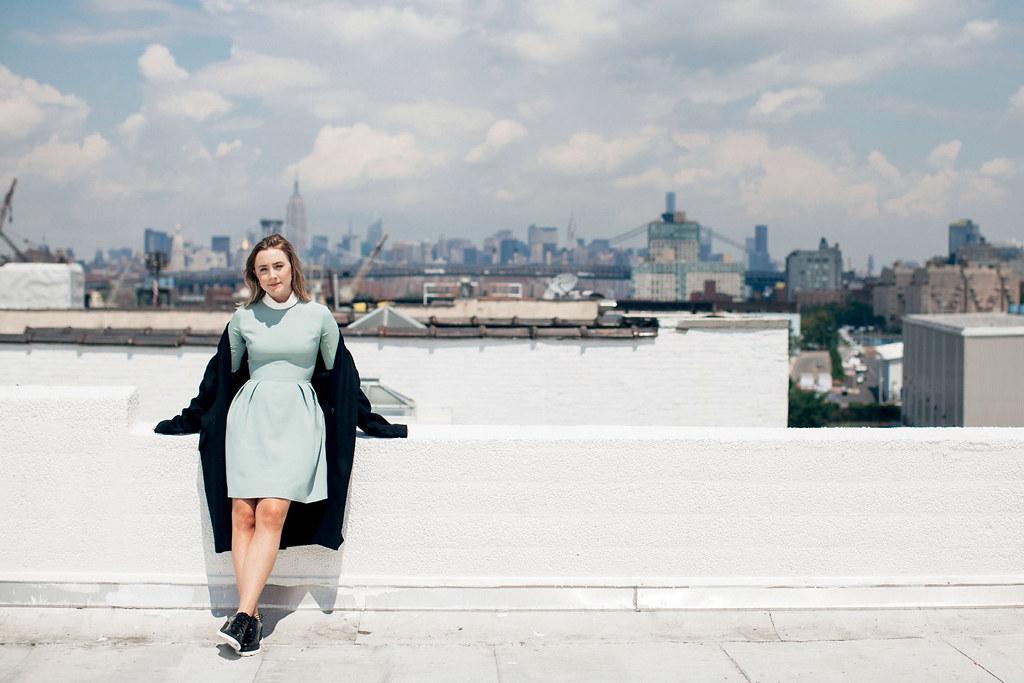 Сирша Ронан — Фотосессия для «Cara» 2015 – 2