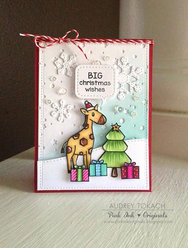 Mint Owl Studio Christmas Critters