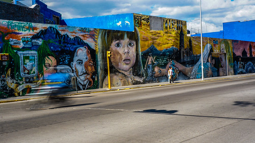calles de Puebla,México