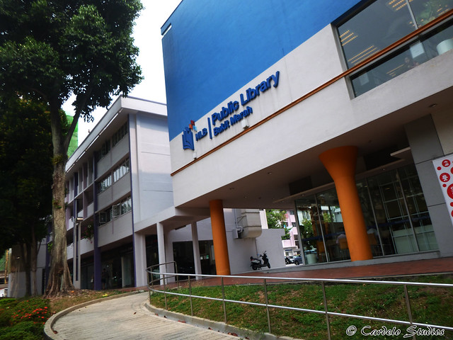 Bukit Merah Public Library 01