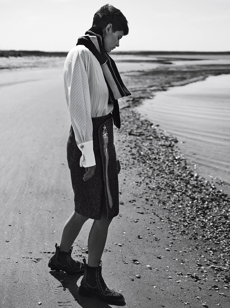 Саския де Брау — Фотосессия для «Neiman Marcus» 2015 – 8