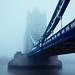 Foggy Tower Bridge by {Laura McGregor}