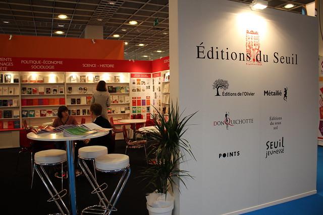 Éditions du Seuil - Frankfurt Buchmesse 2015