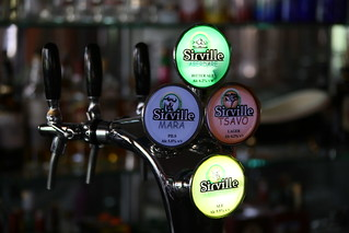 Serville Brew Pub.  Nairobi, Kenya.