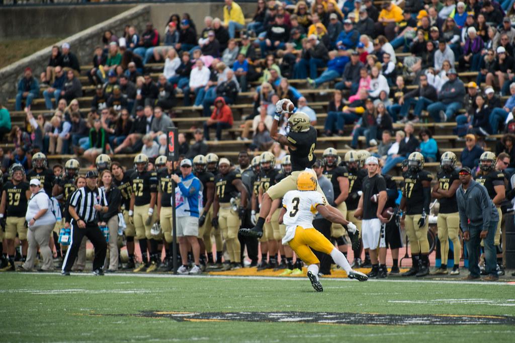Homecoming Football Game vs. Missouri Western - October 24, 2015