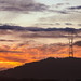 Sunrise Over Sutro Towers by louisraphael