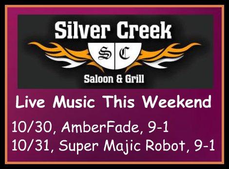 Silver Creek Poster 10-30, 10-31-15