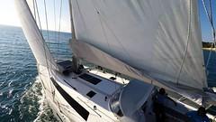 sailboat sailing yacht boat cockpit
