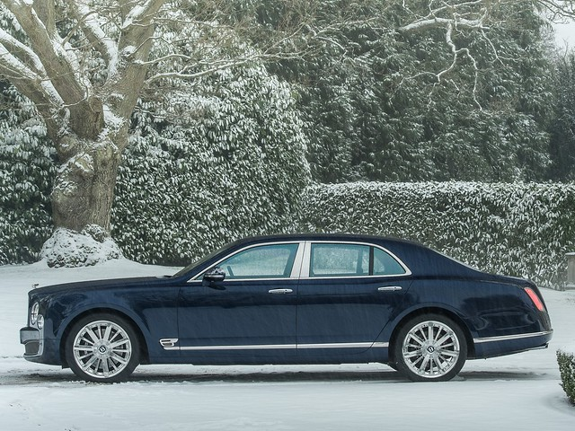 Bentley Mulsanne The Ultimate Grand Tourer. 2013 год