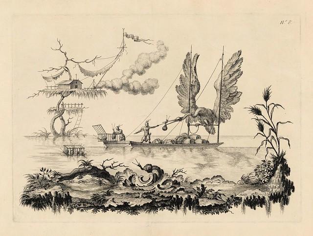 009-Raccolta delle cose più notabili veduta…1766-67- Filippo Morghen- Yale University Art Gallery