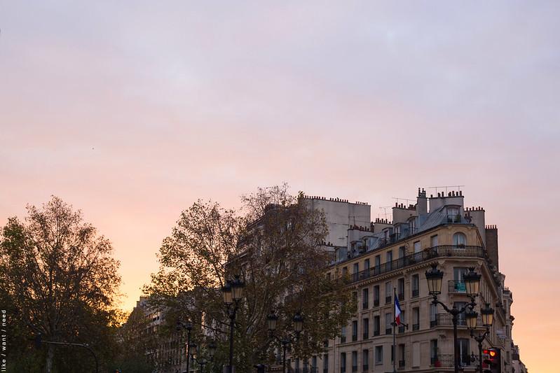 Sunrise, Clichy