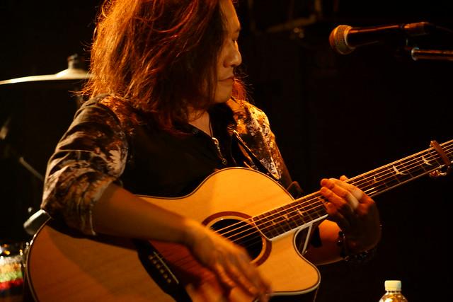 やまげん♪ live at Outbreak, Tokyo, 14 Dec 2015. 025