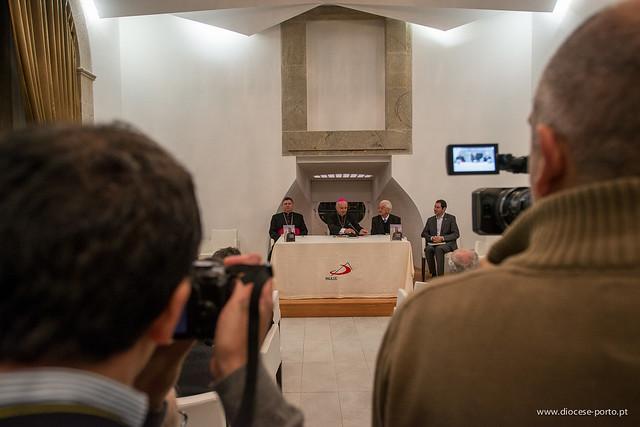 Apresentação «A Igreja em diálogo com o Mundo»