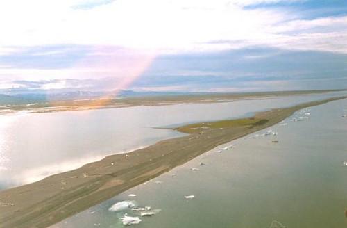 Nunaluk Spit, Yukon Coast
