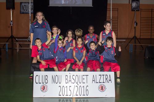 PRESENTACIO NBALZIRA 2015 2016 BENJAMI GRANA