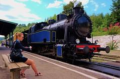Anduze, chemin de fer des Cevennes