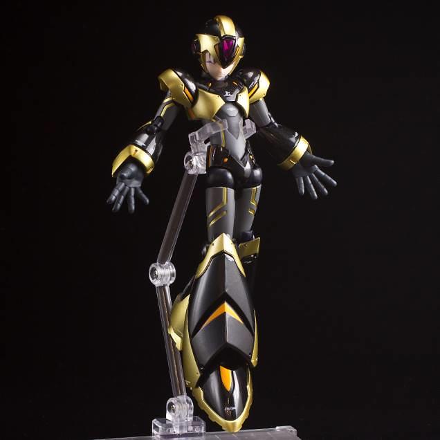 千值練 × TruForce《洛克人X Ver.Ke》水野佳祐 【黑色限定版 】!