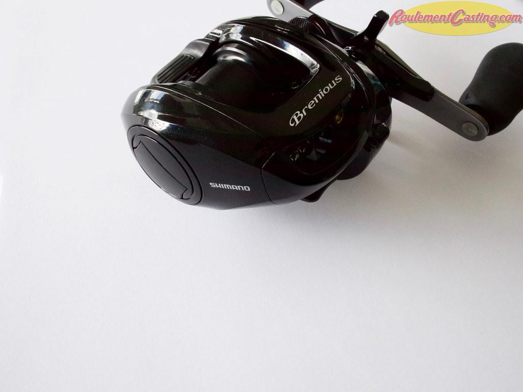 Shimano Brenious Spool Bearings Upgrades #1