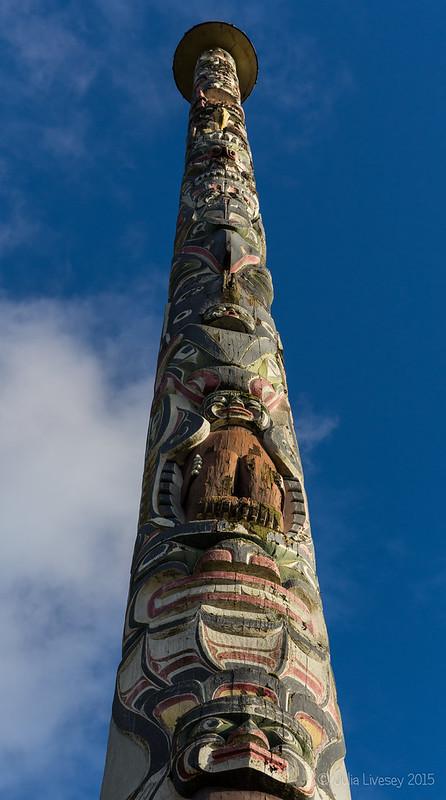 The totel pole