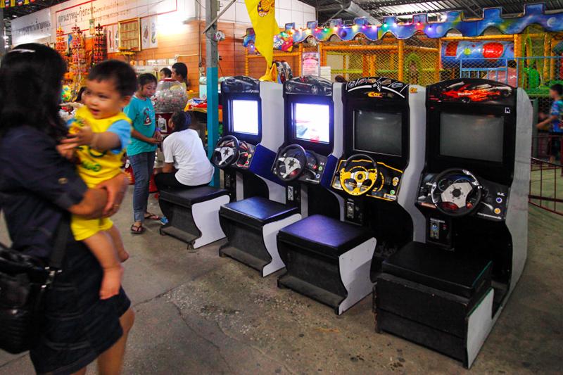 Sukontha Restaurant Children Playground
