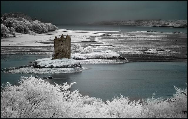 Castle Stalker / Scotland
