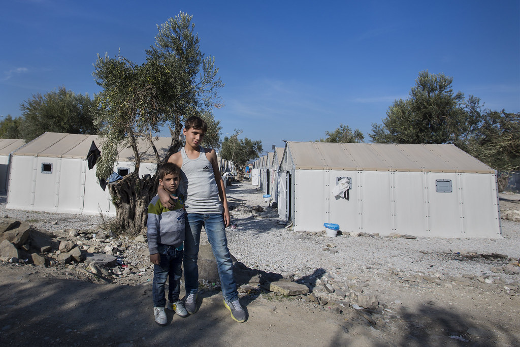 Portrait of a Refugee