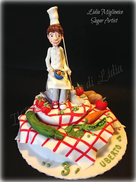 Ratatouille Cake by IL Dolce Mondo di Lidia
