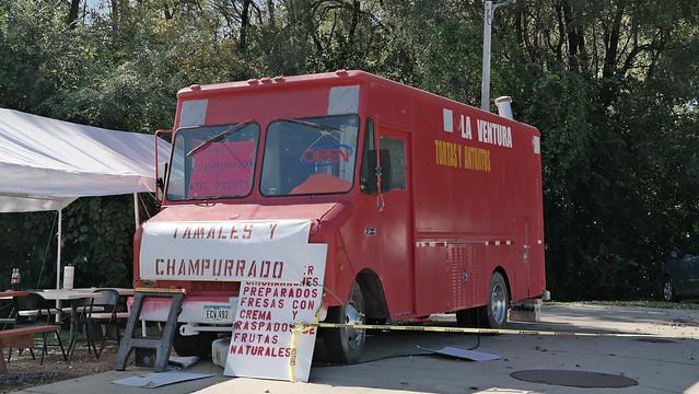 La Ventura Taco Truck in Des Moines, Iowa
