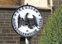 Hohenzollernsche Lande Preussen